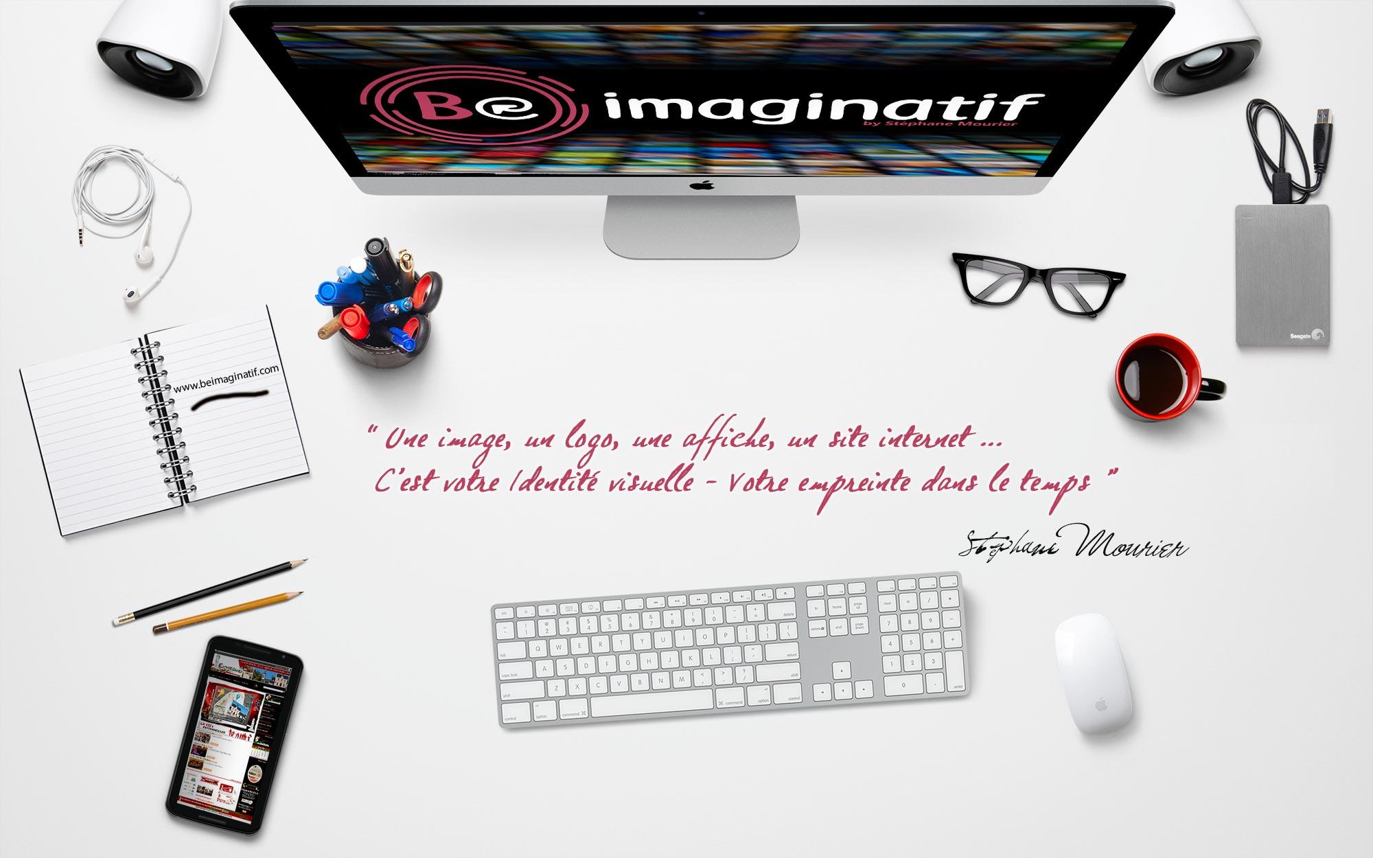 Le graphisme est un des piliers essentiels de votre communication – Les Services Be Imaginatif