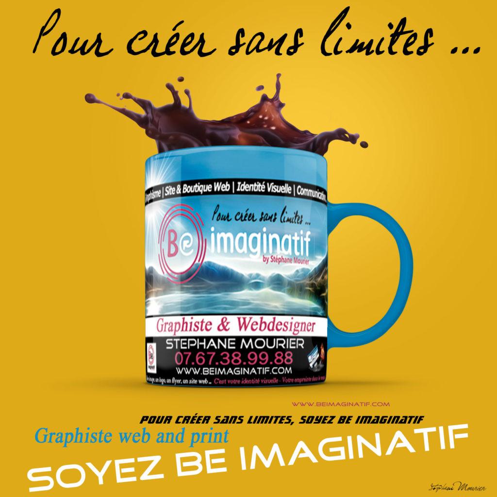 Pour créer sans limites - Soyez Be Imaginatif