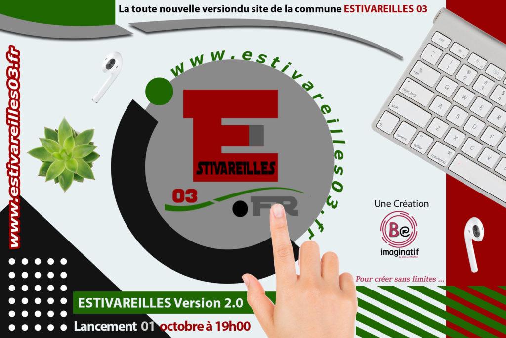ESTIVAREILLES 2.0 signé BE IMAGINATIF