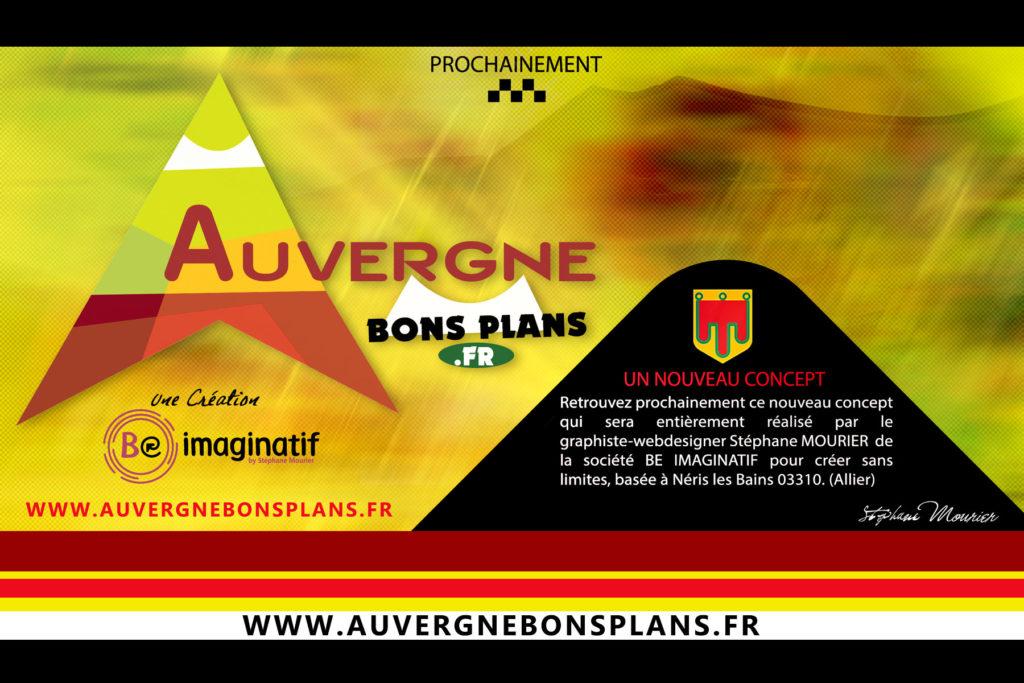 Auvergnebonsplans - Une creation Be Imaginatif par Stéphane MOURIER