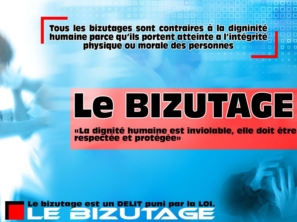 CAMPAGNE BIZUTAGE | BE IMAGINATIF