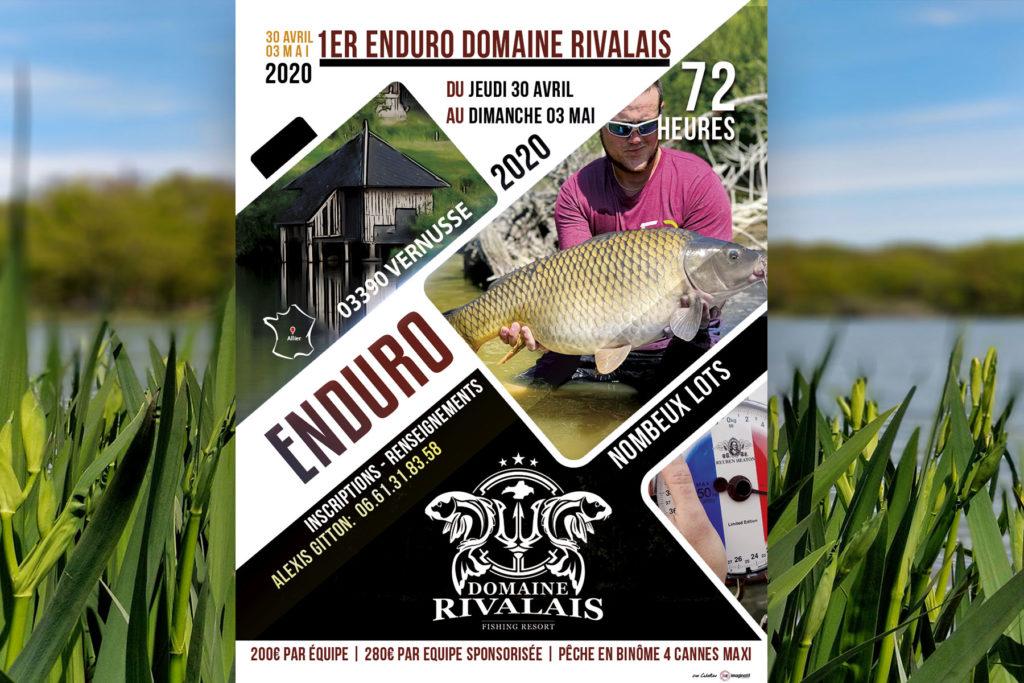 ENDURO CARPE DOMAINE RIVALAIS