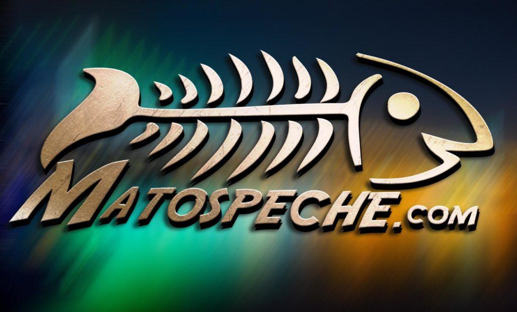Logo MATOSPECHE.COM par BE IMAGINATIF