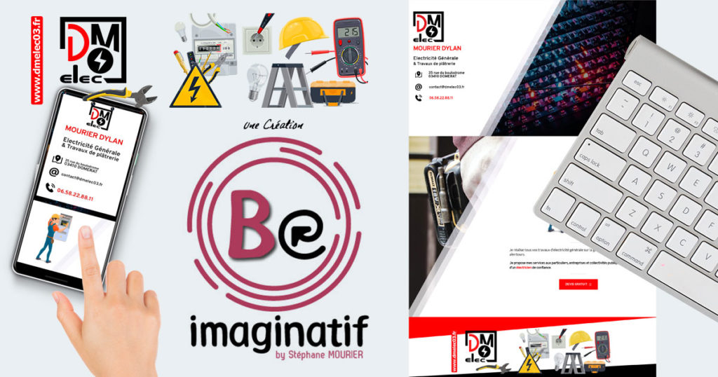 DM ELEC | BE IMAGINATIF CREATION